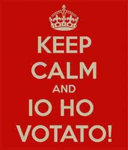 IO HO VOVATO - J'ai voté (Le verbe avoir au présent en italien)